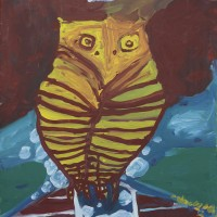 Untitled (Buho-Owl)