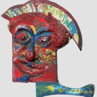 Untitled (Polychrome Sculpture)